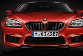 BMW M6系双门轿跑车