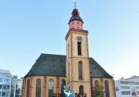 德国法兰克福圣凯瑟琳教堂